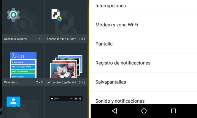 Recuperar notificaciones Android