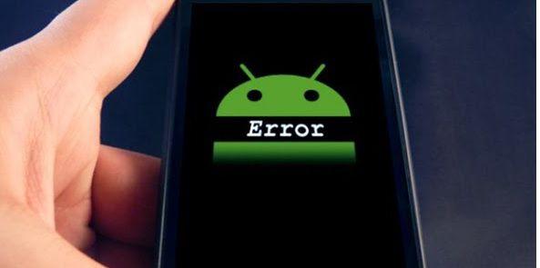 Solucionar error -18 Play Store