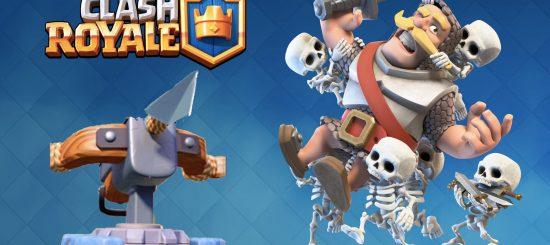 Trucos para ganar torneos y premios en Clash Royale