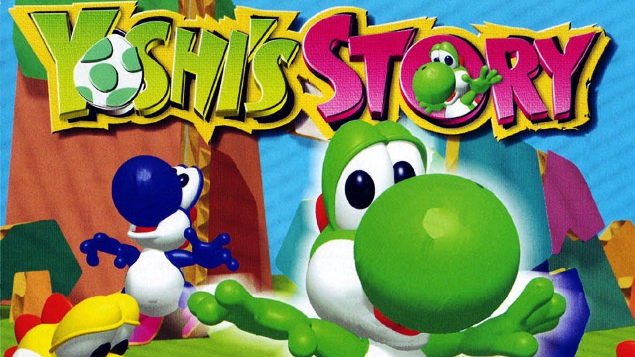 Yoshis Story para Android