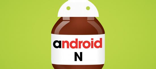 actualización de Android Nutella