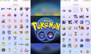 completar la Pokedex en Pokémon Go1