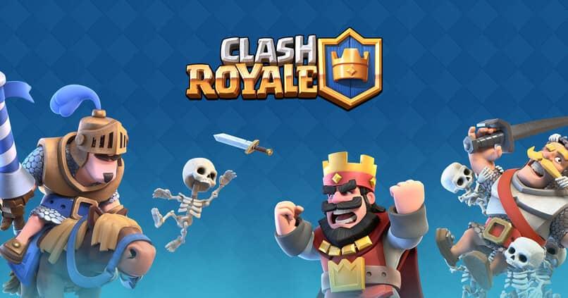 personajes del juego clash royale