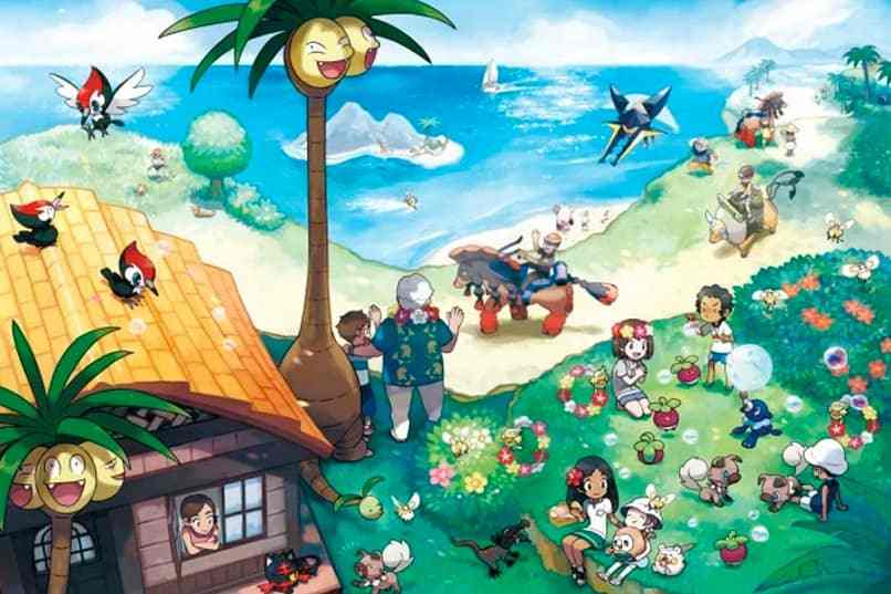 como jugar pokemon moon