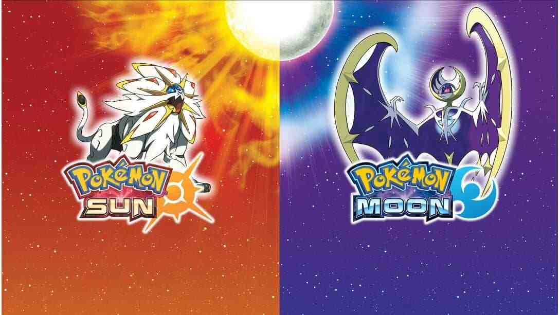 pokemon moon y pokemon sun