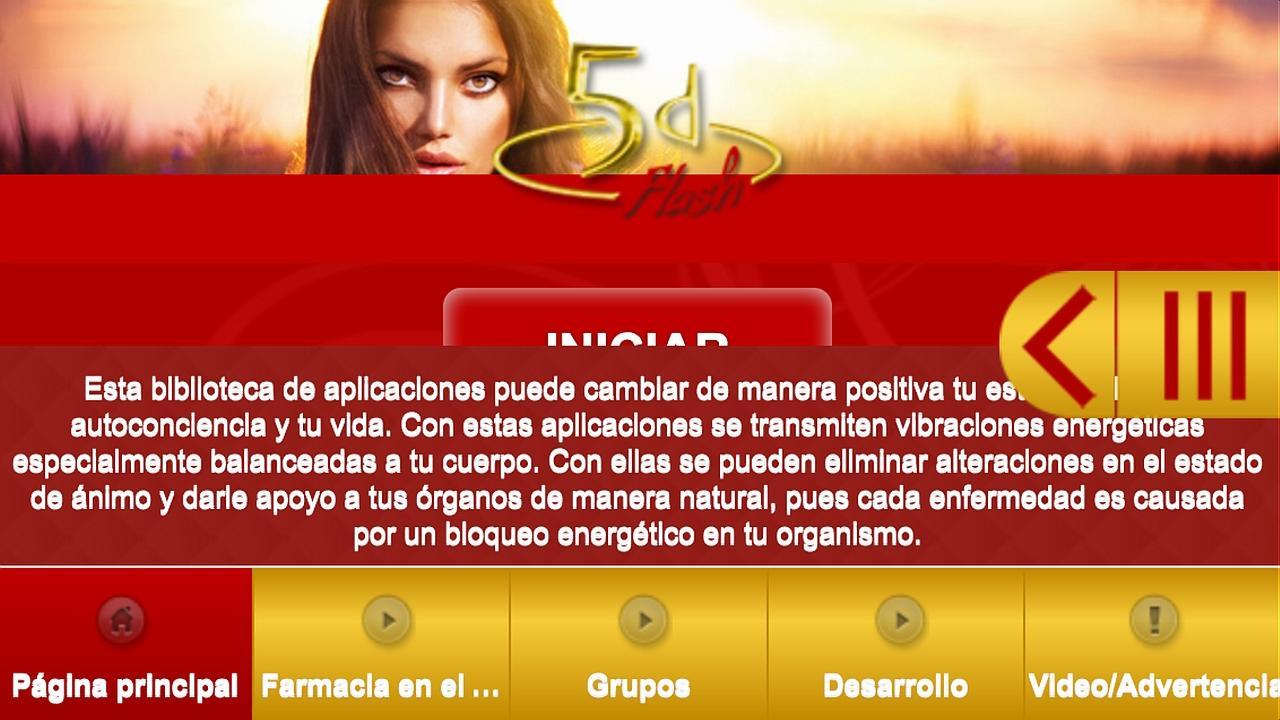 5d flash vital