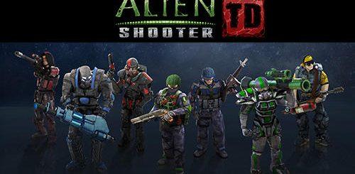 Alien Shooter TD