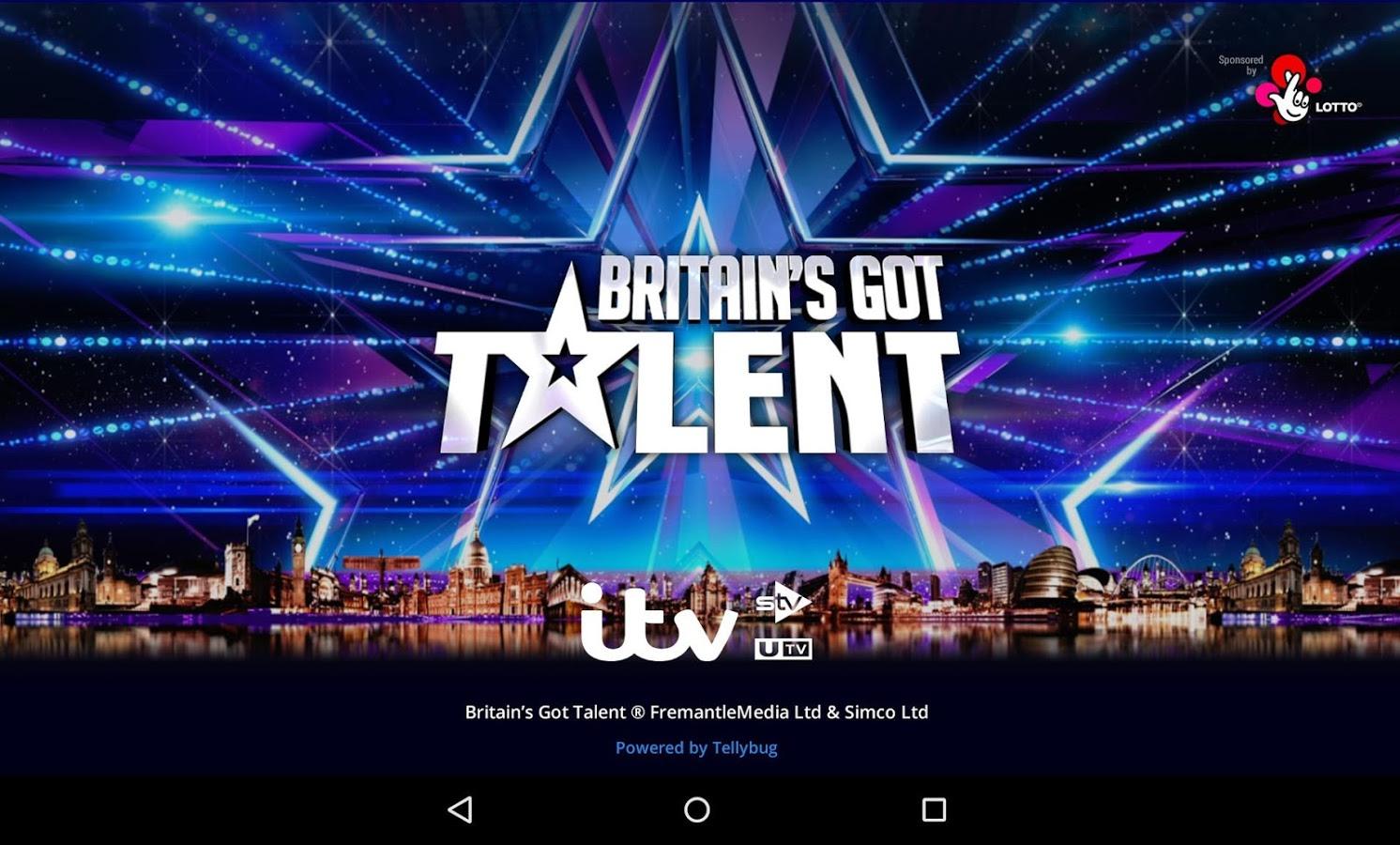 descargar britain�s got talent para android mira c243mo