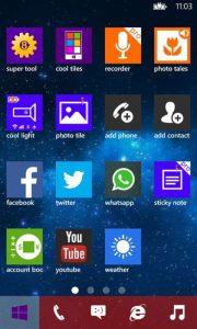 Descargar Cool Tiles para Windows Phone7