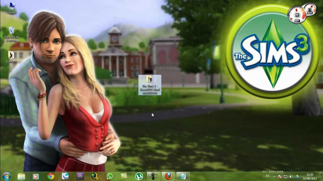Descargar Los Sims 3