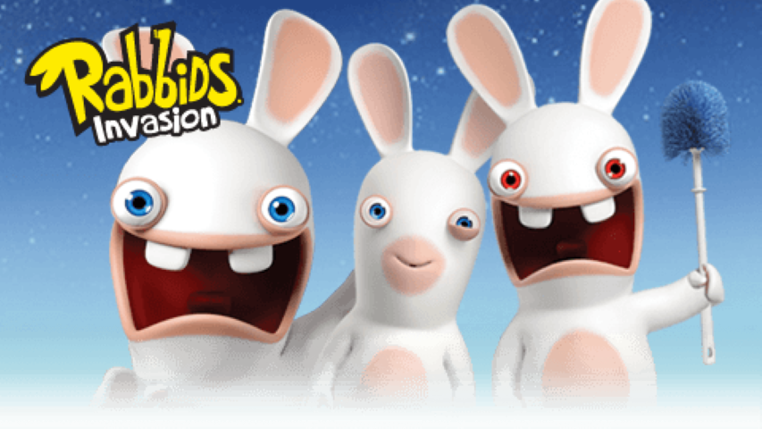 Descargar Rabbids Invasion para Android