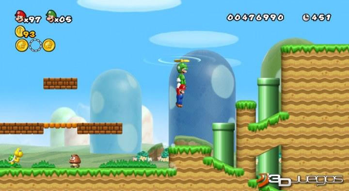 Descargar Super Mario Bros
