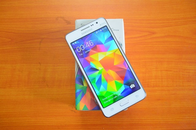 Formatear Samsung Grand Prime