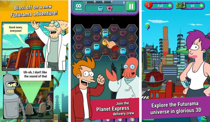 futurama-game-of-drones-para-android