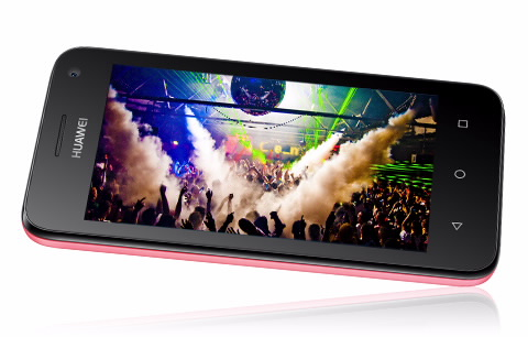 Hacer captura de pantalla en Huawei y360