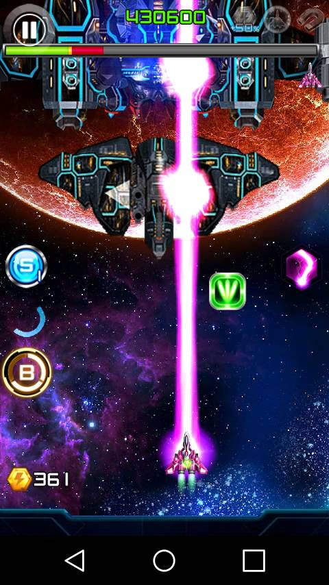 lightning-fighter-2-para-android-gameplay