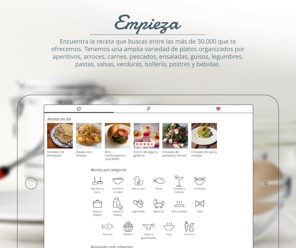 Recetas de cocina gratis rwwes for Programa para amueblar cocinas gratis