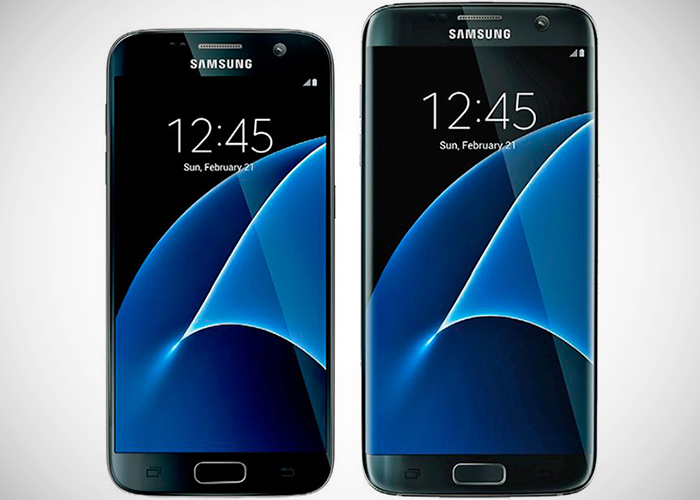 Samsung Galaxy S7 y S7 Edge 1