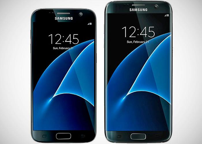 Samsung Galaxy S7 y S7 Edge 1