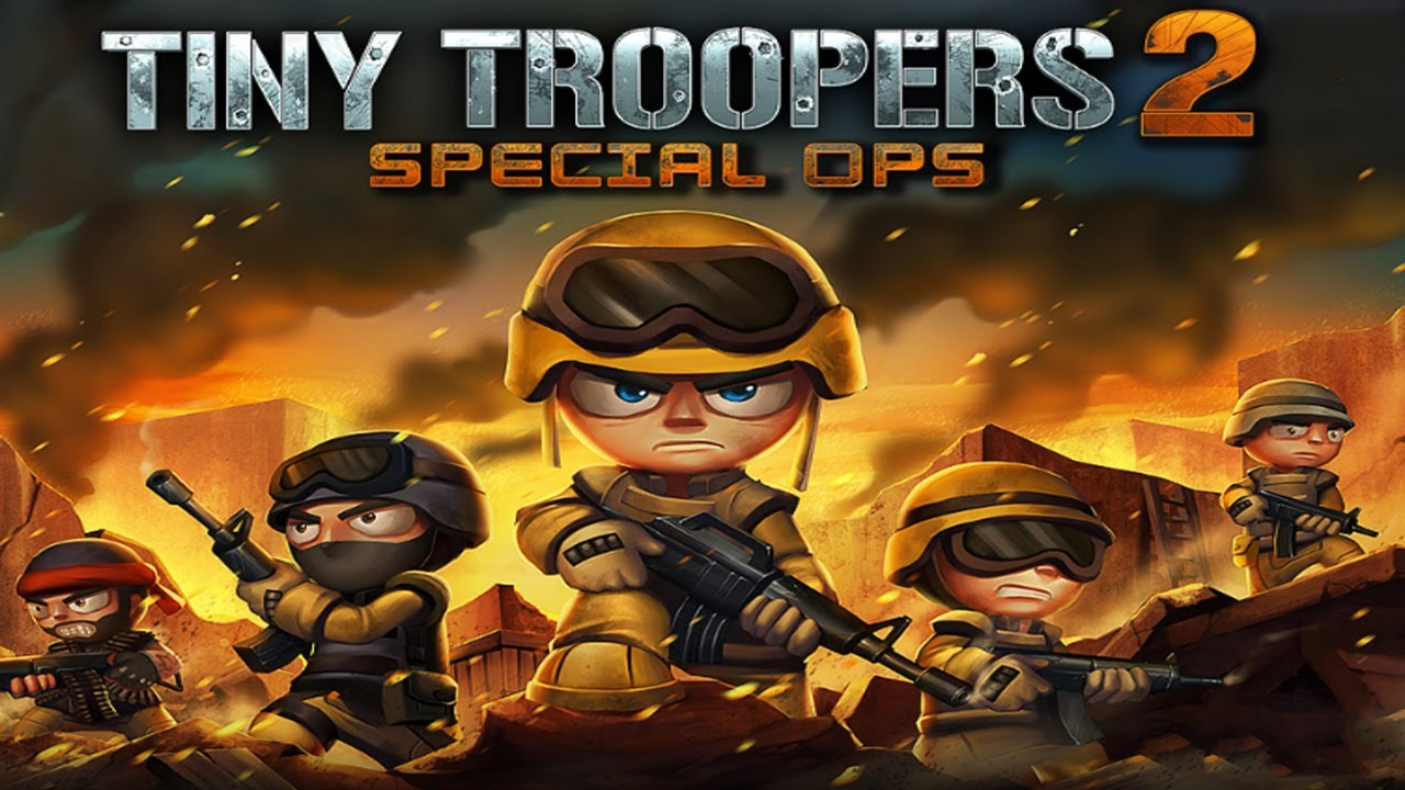 Trucos Tiny Troopers 2