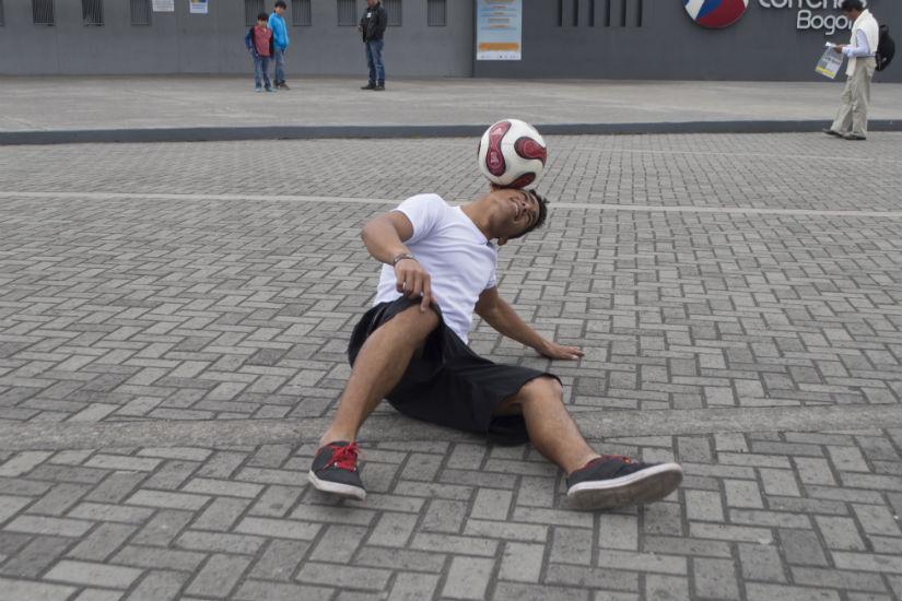 Vídeos de fútbol freestyle