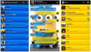 WhatsApp Plus y WhatsApp Blue1