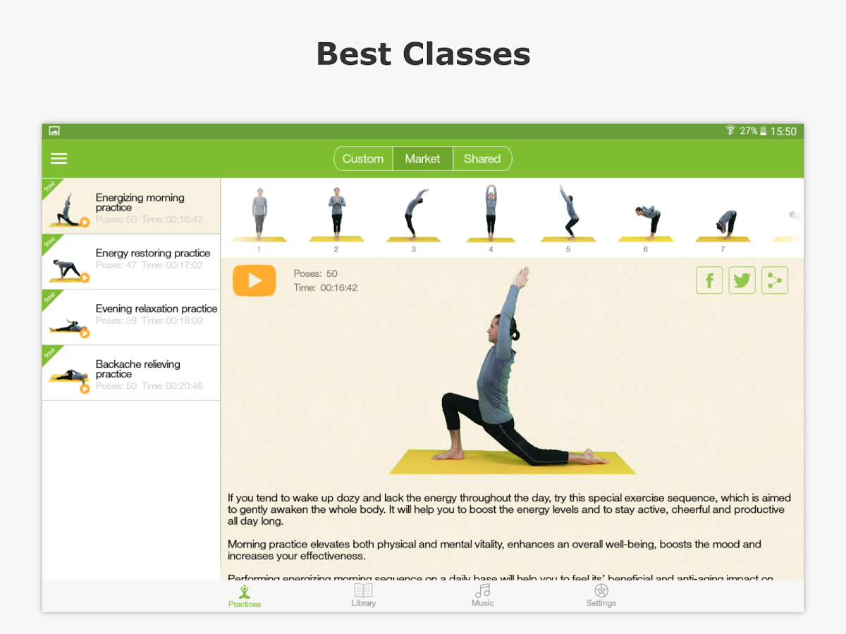Yoga Plus - Asanas & Classes