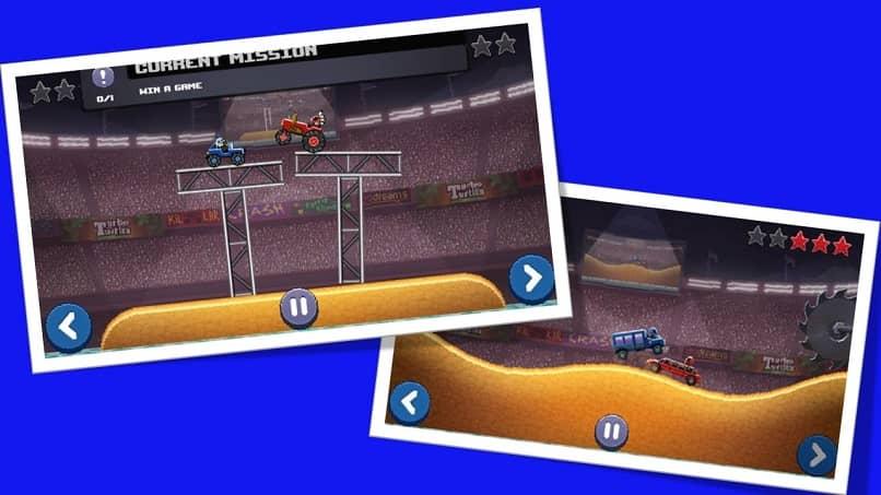 bajar en el celular el juego drive ahead
