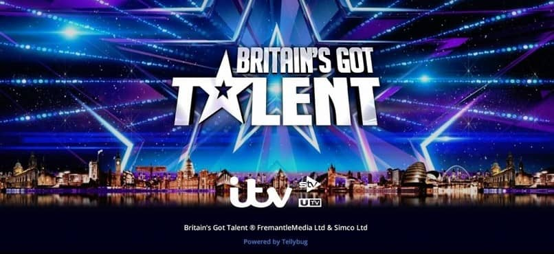 instalar aplicacion britains go talent en android