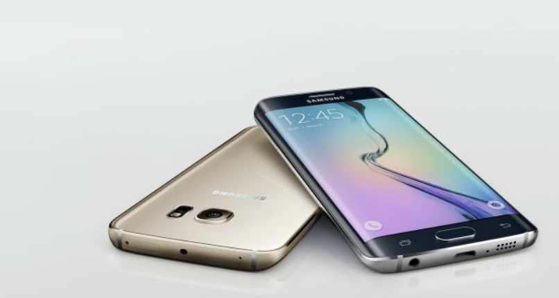 exposición celulares pantalla nueva samsung galaxy