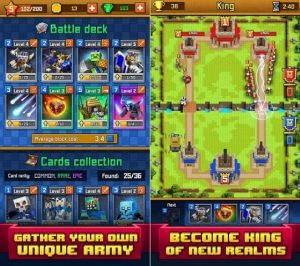 descargar Craft Royale para Android1