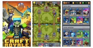 descargar Craft Royale para Android4