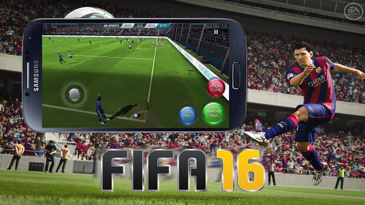 descargar FIFA16 para Android