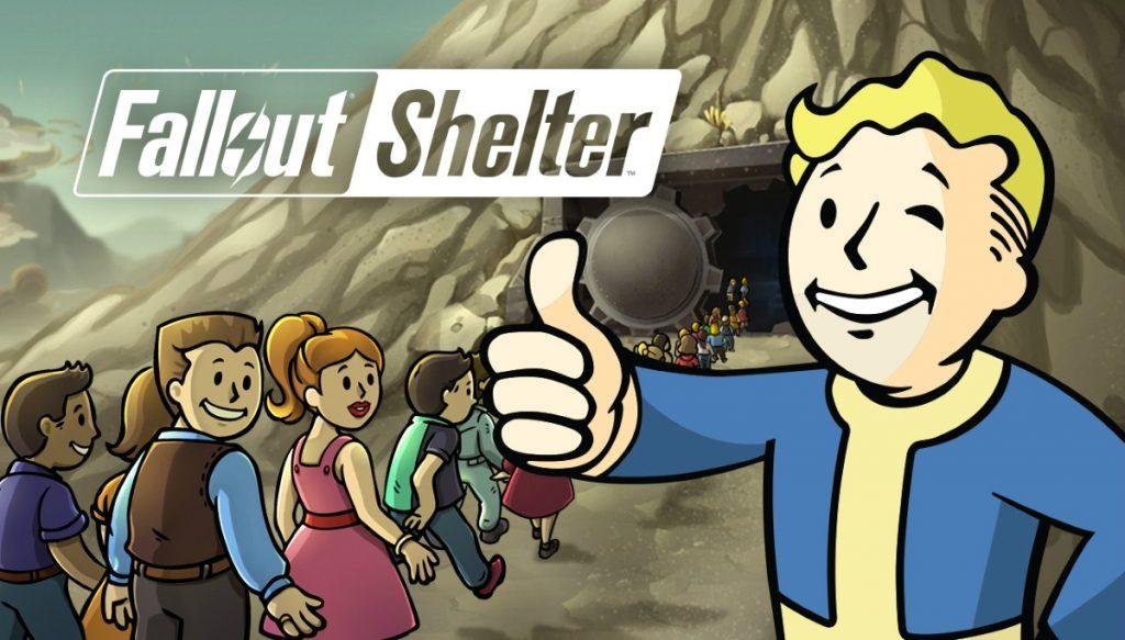 descargar Fallout Shelter para Tablet
