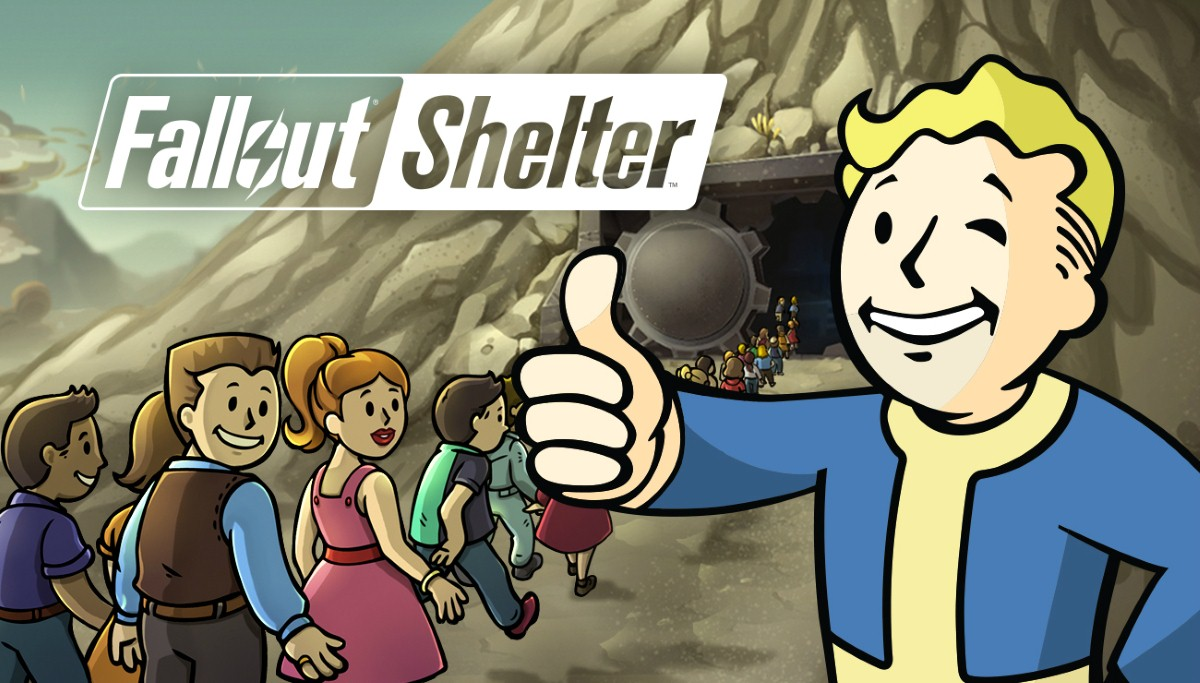 descargar Fallout Shelter para Tablet