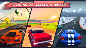 descargar Horizon Chase - World Tour para Android1