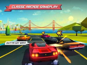 descargar Horizon Chase - World Tour para Android4