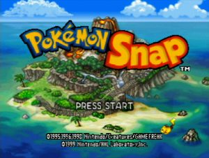 descargar Pokémon Snap para Android1