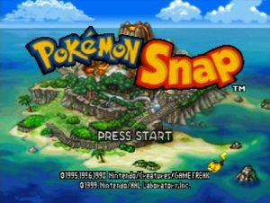 descargar Pokémon Snap para Android1