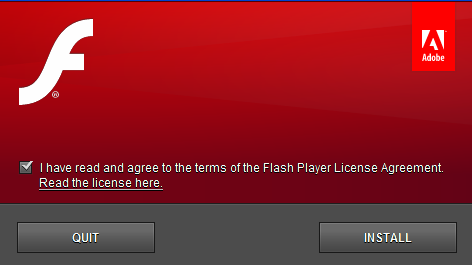 flash player para firefox