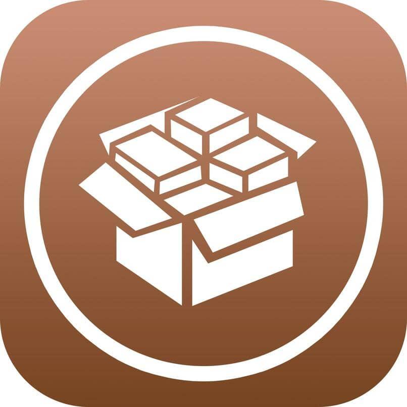 simbolo de cydia app