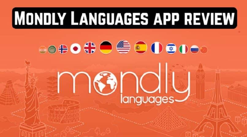 aprender ingles con mondly