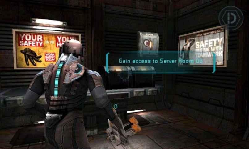 comanda juego dead space