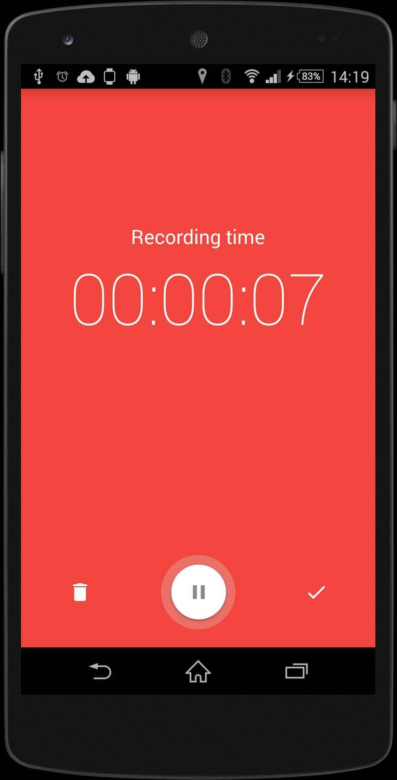 usar wear audio recorder