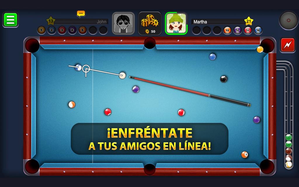 Descargar 8 Ball Pool Para Huawei Juega Billar Online Con Tus