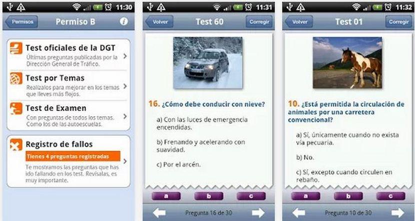 aplicaciones-dgt-test-android