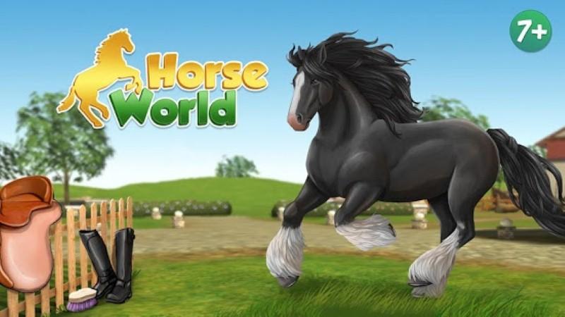 HorseWorld 3D LITE