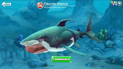 juegos-de-tiburones-android