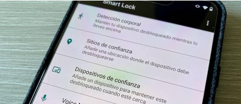 smart lock aplicacion bloqueo pantalla