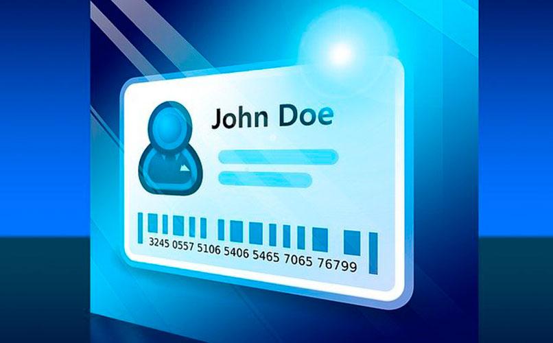 documento de identidad desconocido